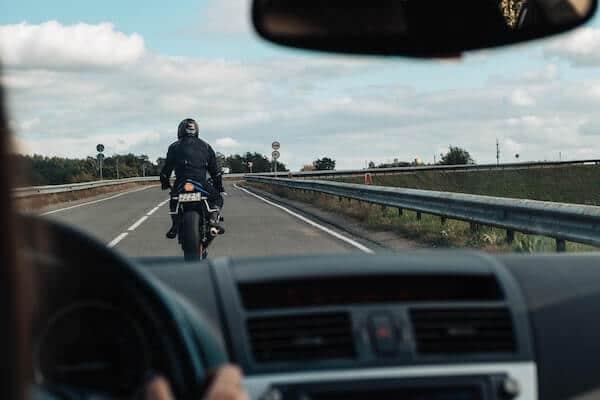 Inmdenización Accidente Moto