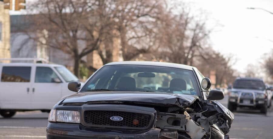 que hacer en caso de accidente de trafico